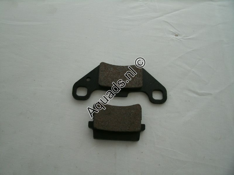 Brake pads front site