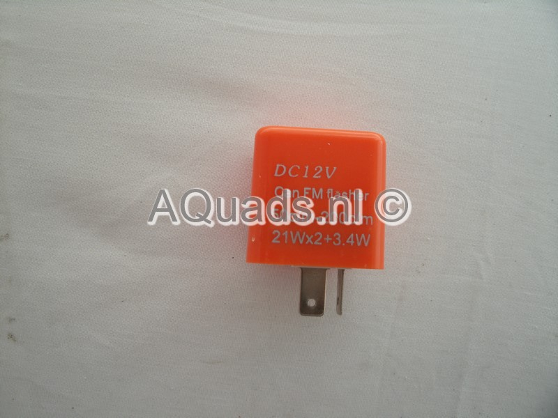 Knipperlicht LED relay Shineray st-9e stixe / spyder