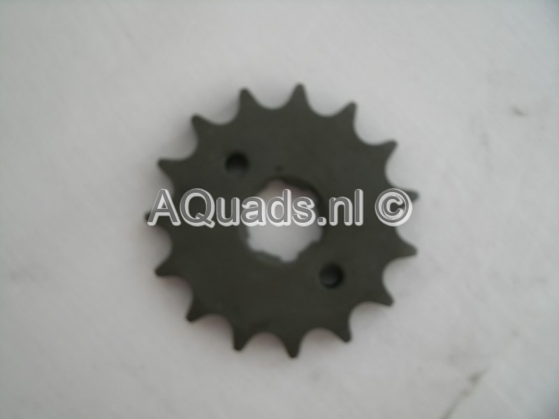 Front sprocket 17 t Shineray st-9e stixe / spyder