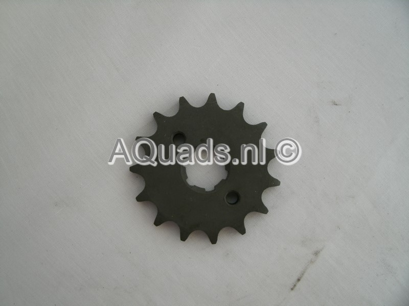 Sprocket 15 t Bashan