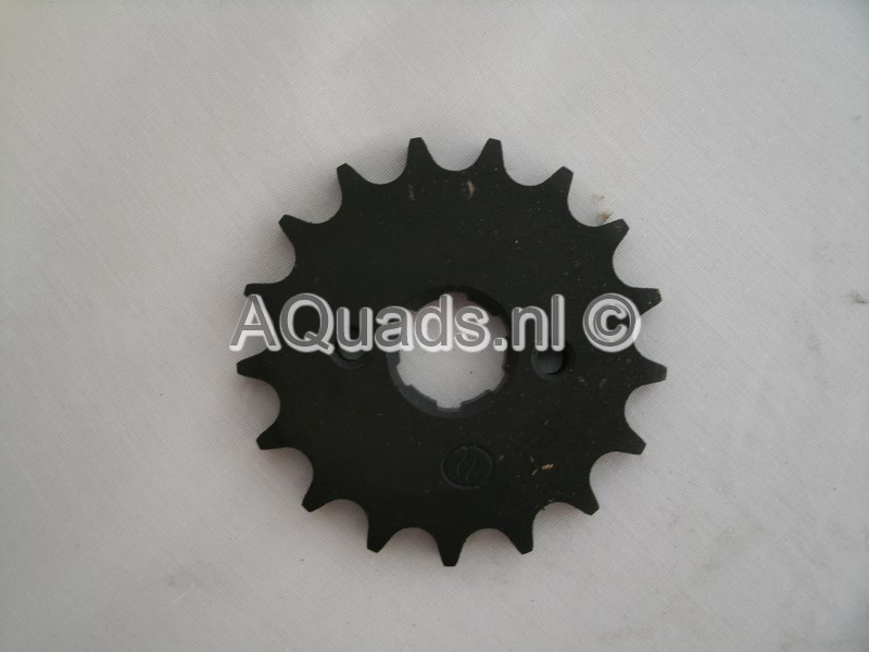 Sprocket 17 t Bashan