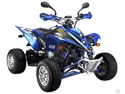 Shineray 250cc ATV/Quad